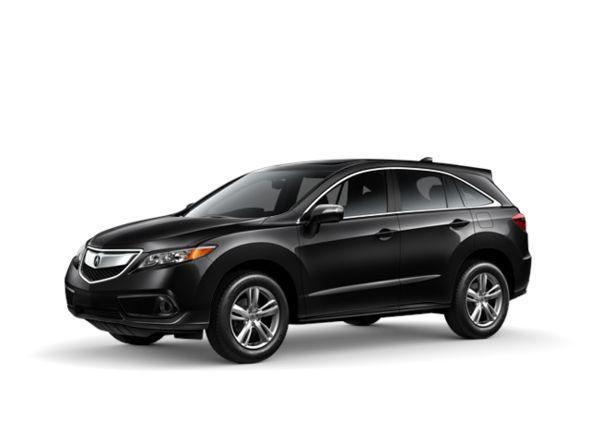 Acura Suv Image In Black And White - Car Picture ...