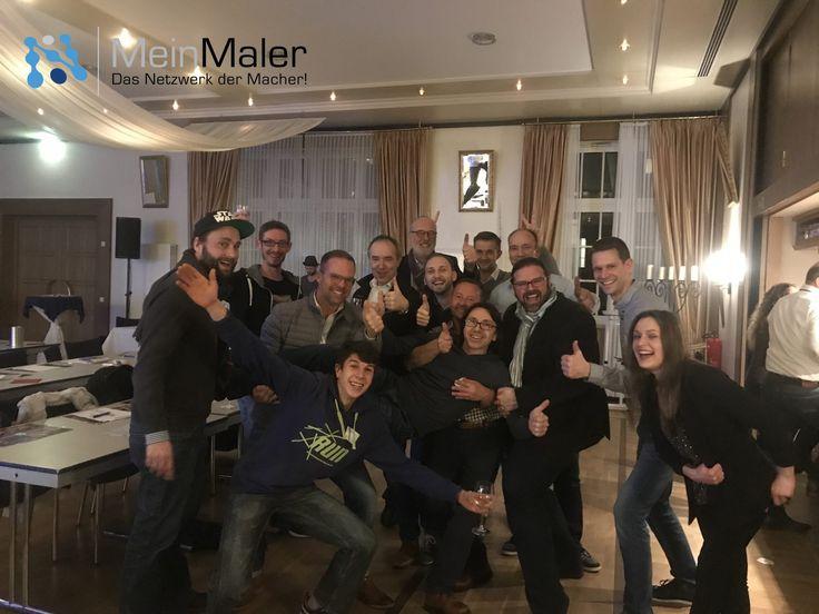 #mmpt2018   2. MeinMaler-Partnertage in Isernhagen sind ein voller Erfolg und der richtige Weg in die Zukunft