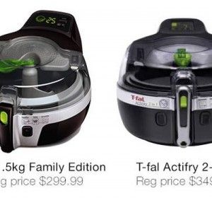 Win 1 Of 3 T-Fal Actifry Cookers