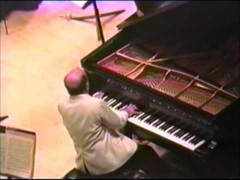 SHURA CHERKASSKY TCHAIKOVSKY PIANO CONCERTO NO.1 'LIVE' 1992