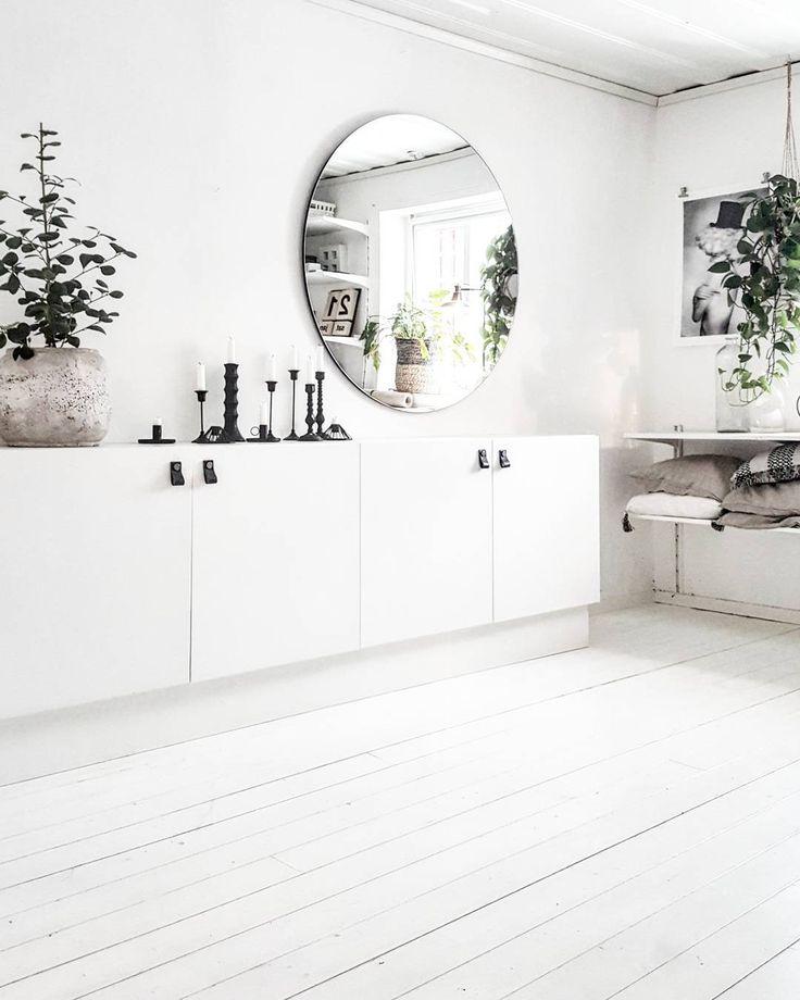Ikea 'Bestå' cabinets @tessjohansen