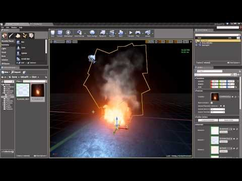 imbueFX - Intro to GPU & Lit Particles in Unreal Engine 4 - Chapter 01 - YouTube