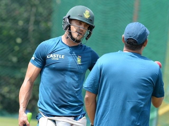 Faf du Plessis hits out at South African bowlers
