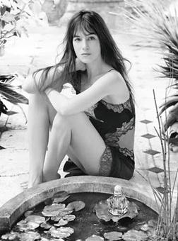 Charlotte Gainsbourg for Balenciaga