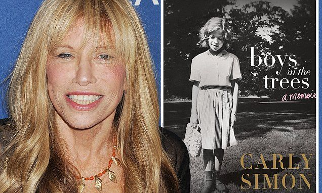 Carly Simon reveals she had sexual encounters aged seven with a teenage boy   Daily Mail Online
