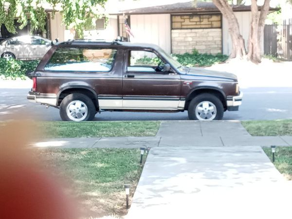 1990 Gmc S15 Jimmy 4x4 For Sale In San Bernardino Ca Offerup In 2020 Gmc San Bernardino San