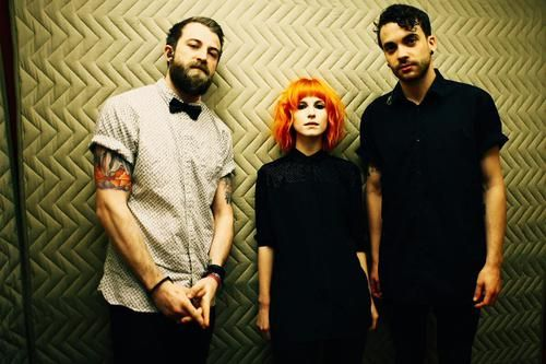 paramore, band, and hayley williams
