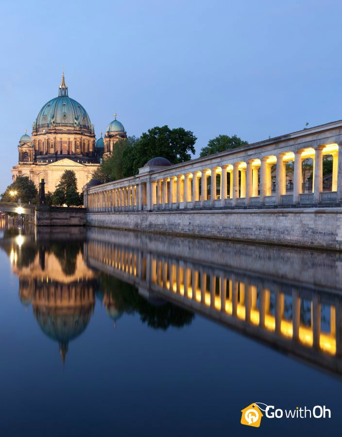 Beautiful #Berlin! #GowithOh