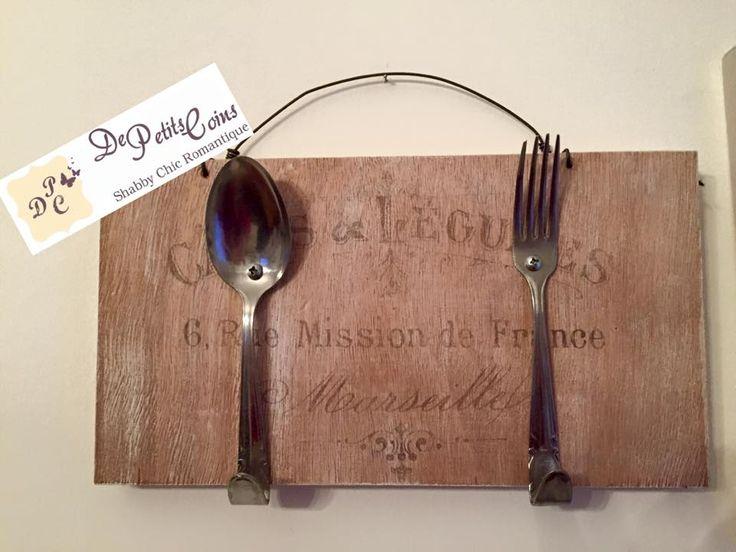 Appendino vintage da cucina - vintage kitchen holder