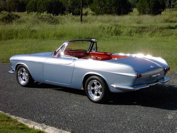 P1800 convertible | Dream Rides | Pinterest | Convertible, Volvo and Cars
