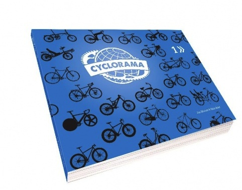 Loving the new Cyclorama Book by Jim McGurn & Mick Allan. This 164 page publication is a mix of high quality photography and editorial on world cycling issues and takes a close look at virtually every type of bike imaginable.