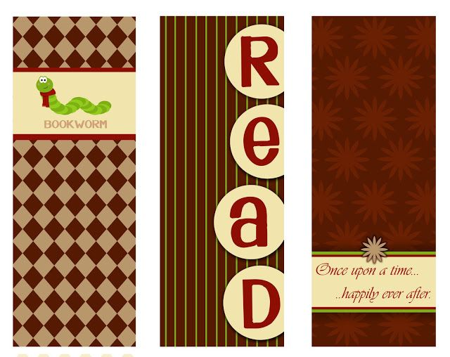 bookworm bookmark template - 35 best bookmark images on pinterest book markers