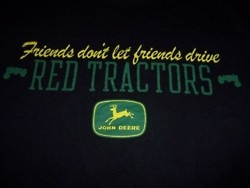 John Deere all the way!!! :)