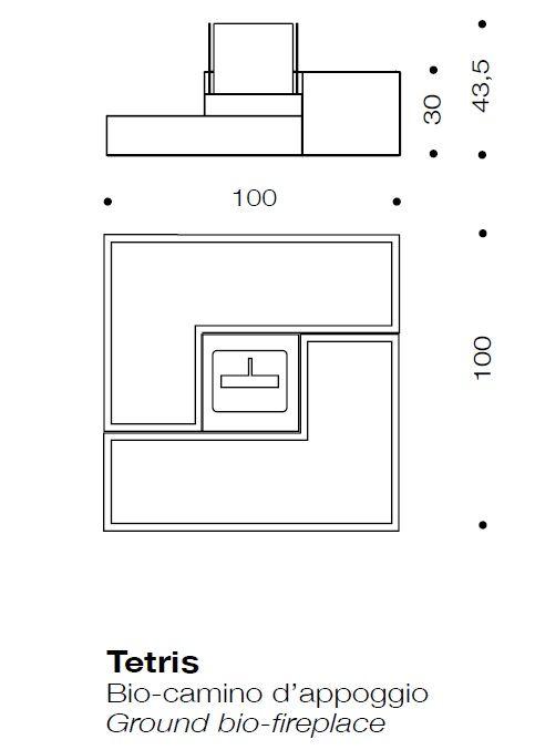 El diseño de las chimeneas de etanol tetris http://www.elemento3.com/