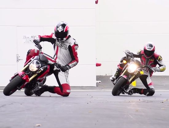 THE ALL NEW HONDA GROMS WILL MAKE ITS BREAKWAY THROUGH THE MOTOR INDUSTRY! A MUST HAVE MOTOR!
