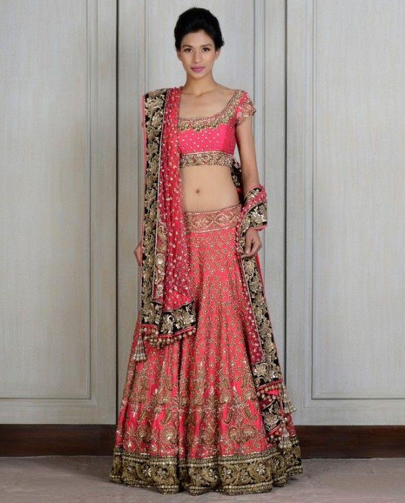 Manish Malhotra Bridal Lehngas 2014 Please Pin it