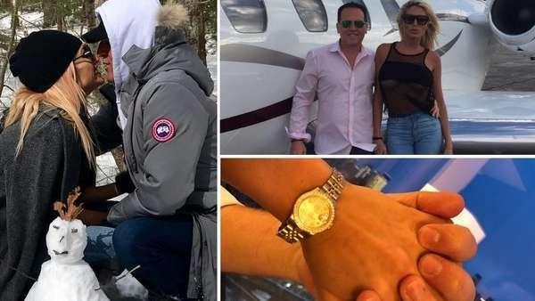 ¡Vicky Xipolitakis está de novia! Conocé al multimillonario que la conquistó Se llama Javier Naselli y es directivo de un reconocido banco internacional. Tiene 52 años y conoció a la mediática en Punta del Este.¡MIRÁ LAS... http://sientemendoza.com/2017/03/17/vicky-xipolitakis-esta-de-novia-conoce-al-multimillonario-que-la-conquisto/
