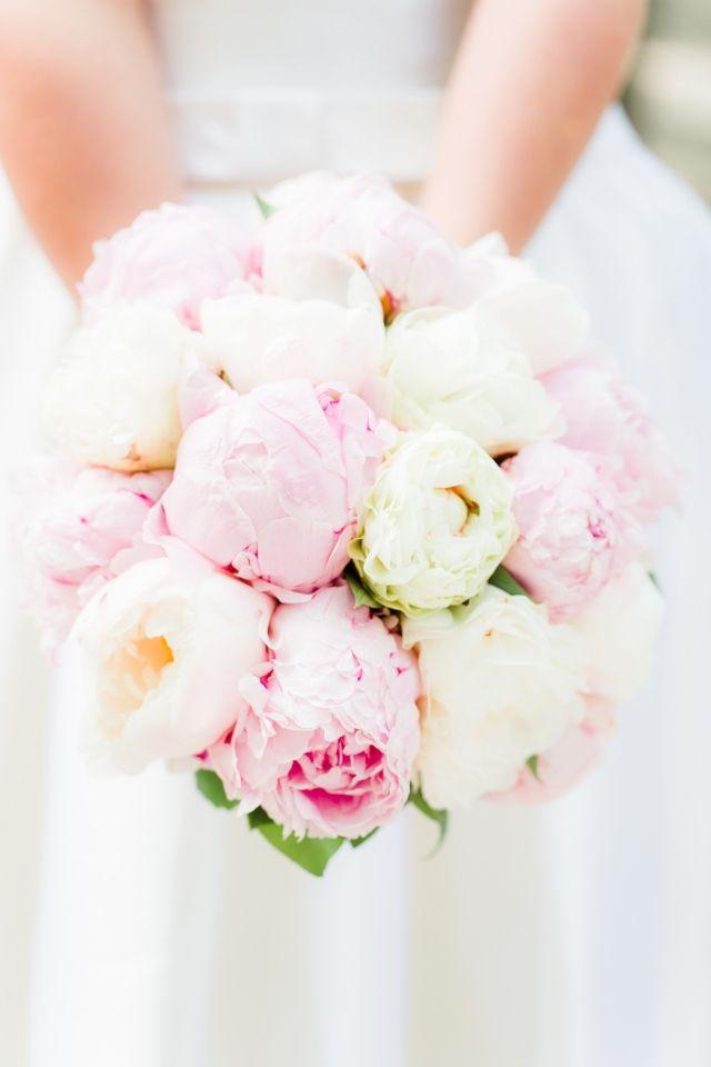 Bruidsboeket voor de lente | ThePerfectWedding.nl
