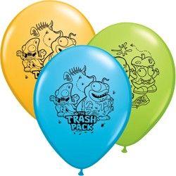 Trash Pack Latex Balloons (6 Pack)