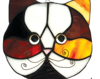 Beautiful Stained Glass Suncatcher Shoal of by StephenHarriesGlass