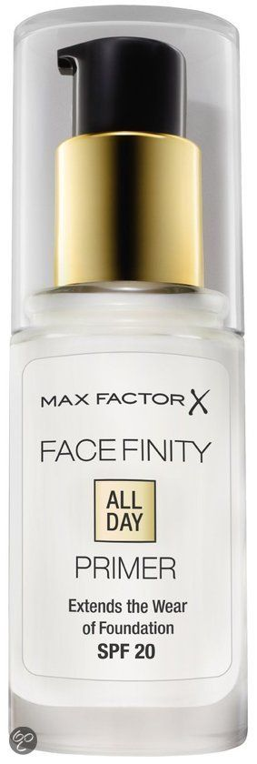 Max Factor Facefinity All Day - 30 ml - Primer