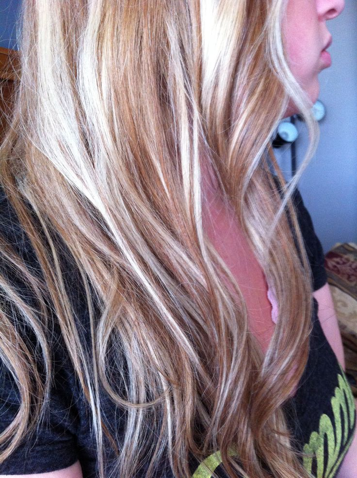 18 best hair images on pinterest hair beauty plaits and i went a bit lighter from the medium brown with platinum highlights to light golden brown pmusecretfo Choice Image