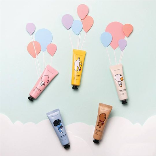 Happy Mid-Week! Purchase 4 pieces of Kakao Friends Hand Cream and receive 1 piece Free. Kakao Hand Cream gift box included. While stocks last. Valid till 31 May 2016. Check in store for more details. Terms and Conditions Apply. https://www.alady.sg/brand/the-face-shop?p=13135 #HandCream #aladysg