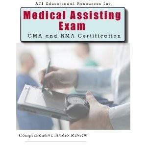 73 best medical assisting extras images on pinterest nursing 2012 medical assisting cma and rma exams certified medical assistant registered medical assistant audio review fandeluxe Choice Image