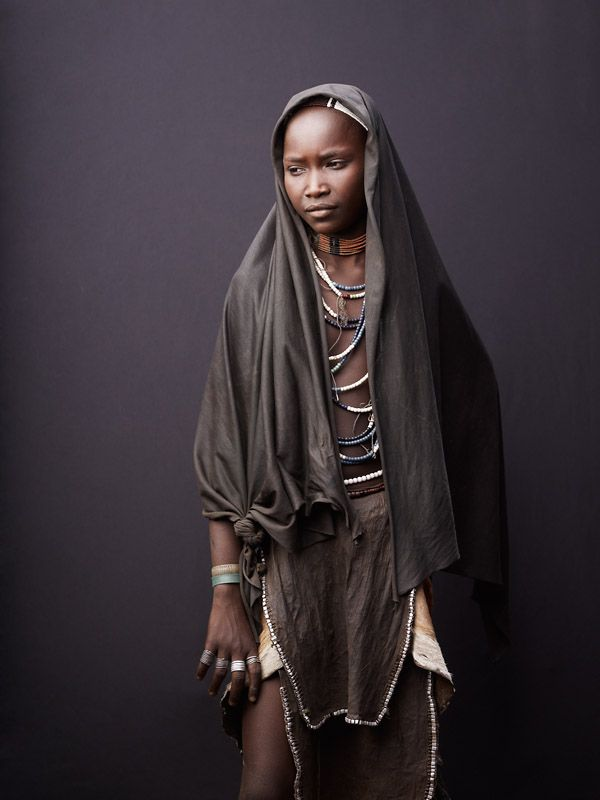 Arbore tribe, Lower Omo Valley, Ethiopia