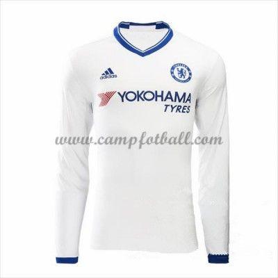 Chelsea Fotballdrakter 2016-17 Tredjedrakt Langermet