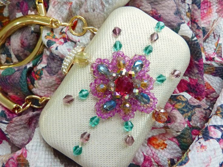 BETTINA SPITZ - handmade purse