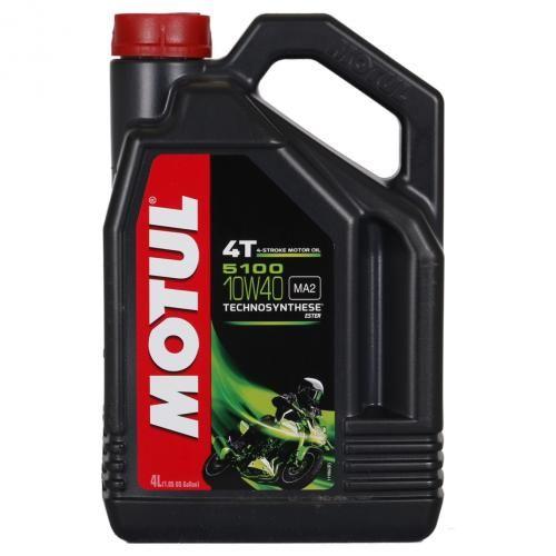 Prezzi e Sconti: #Motul 5100 4t 10w-40 4 litro barattolo per Moto  ad Euro 35.20 in #Motul #10w 40
