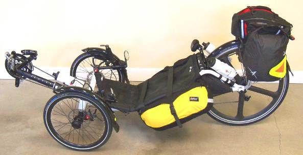 87 Best Images About Recumbent Bike Touring On Pinterest