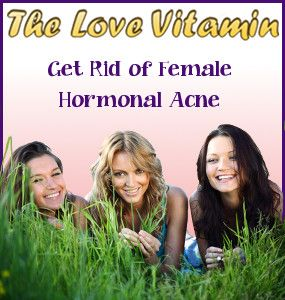 Female Hormonal Acne Natural Treatment