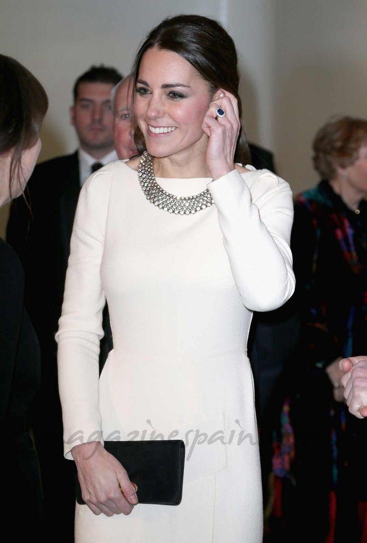 La princesa Kate se viste de Zara