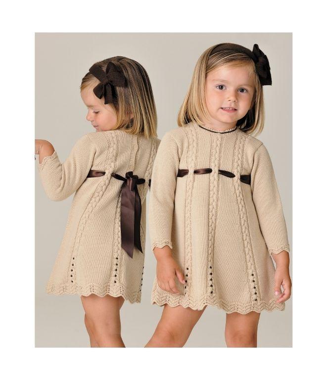 Детская вязаная одежда - Babyblog.ru