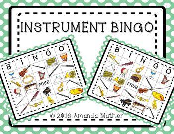 Best 25 Music Bingo Ideas On Pinterest Music Theory