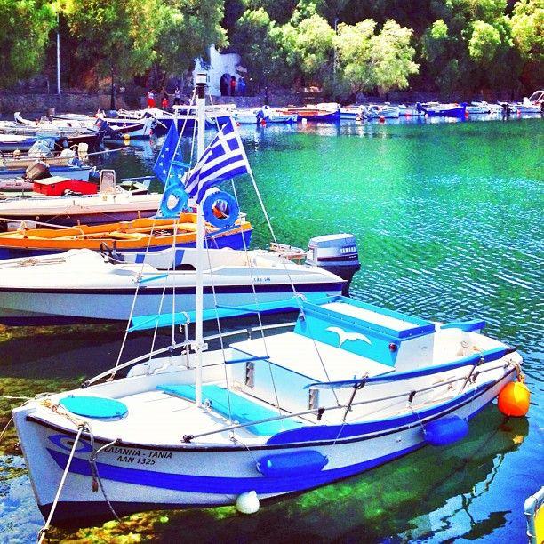 Agios Nikolaos, Crete.