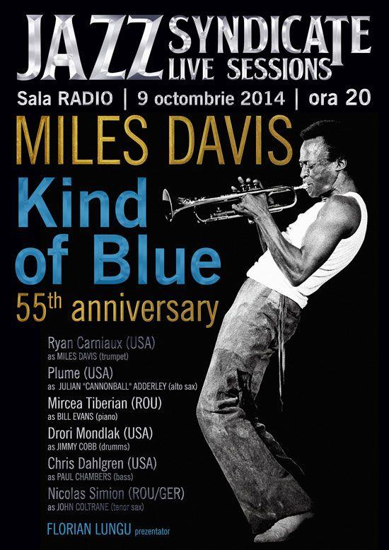 Miles Davis Kind of Blue 2014