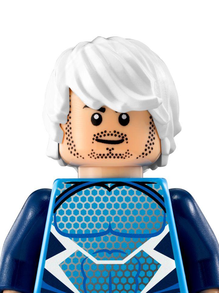 Quicksilver - Characters - Marvel Super Heroes LEGO.com