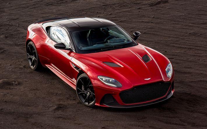 Download Hintergrundbilder Aston Martin Dbs Superleggera 4k Wüste 2019 Autos Supersportwagen Aston Martin 2020 Aston Martin Dbs Aston Martin Super Cars