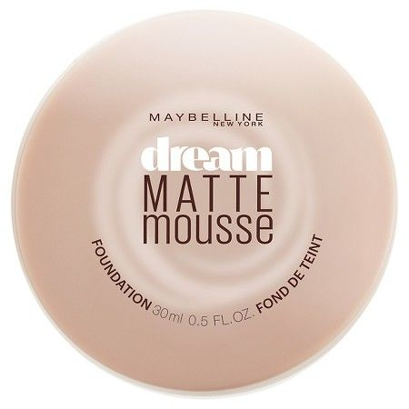 Maybelline® Dream Matte® Mousse Foundation : Target Classic Ivory $7.59