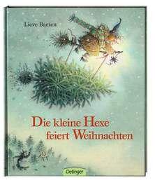 """""""Die kleine Hexe feiert Weihnachten"""" von Lieve Baeten"""