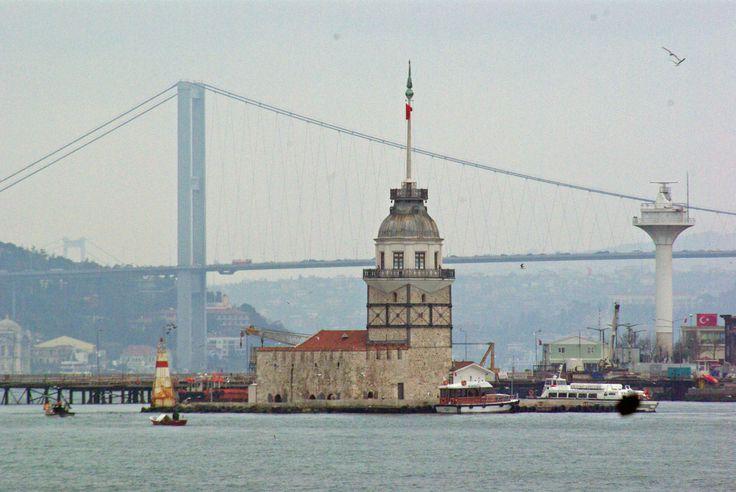 İstanbul ♥ Kız Kulesi (Maiden Tower)