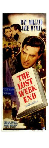 The Lost Weekend, 1945 Giclee Print at AllPosters.com