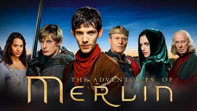 Las aventuras de Merlín