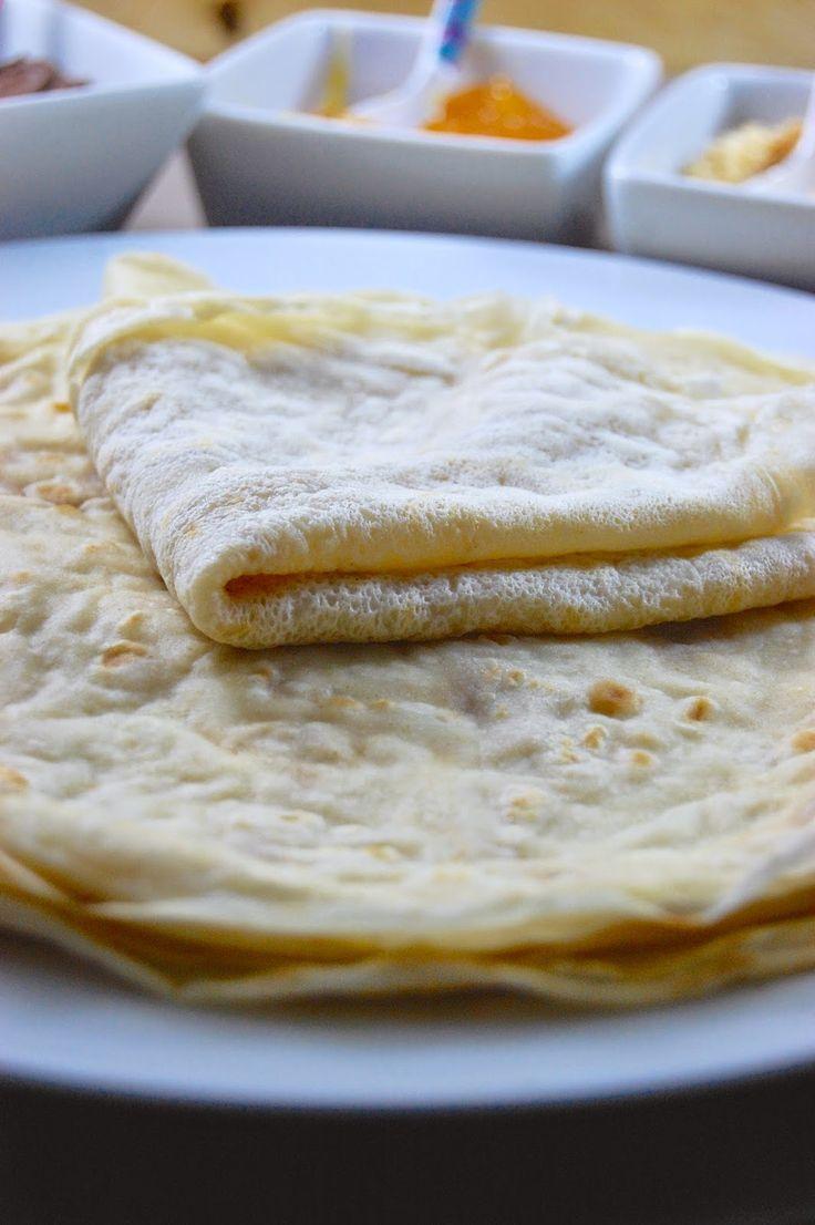 Parts de plaisir: Crêpes santé (vegan) sans gluten, sans lactose, sans sucre et sans oeufs pour arnaquer vos proches!