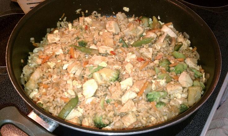 I'm A Celiac: Gluten Free Chicken Fried Rice