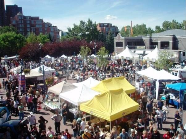 From August 15th to 18th, Eau Claire Festival Plaza in downtown Calgary will transform into a foodie's paradise during the annual Taste of Calgary festival. This 4-day celebration of the culinary arts showcases cuisine from around the world at dozens of tasting booths. In addition to the food, the event features entertainment, activities and fun for the whole family.