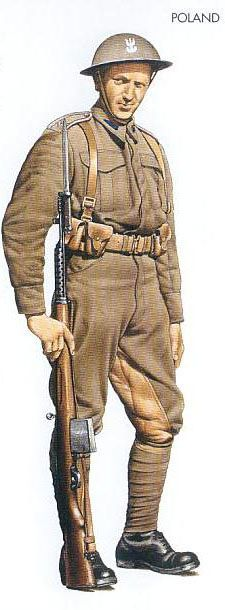 Poland - 1941 Nov., Southern Russia, Sergeant, Polish Army in Russia. Pin by Paolo Marzioli